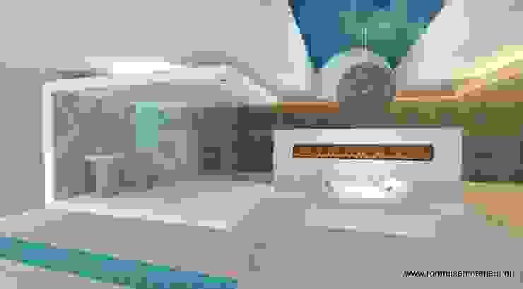 Hotel DaySpa Moderne Hotels von RON Stappenbelt, Interiordesign Modern