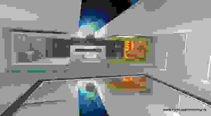 Spa wellness Moderne Hotels von RON Stappenbelt, Interiordesign Modern
