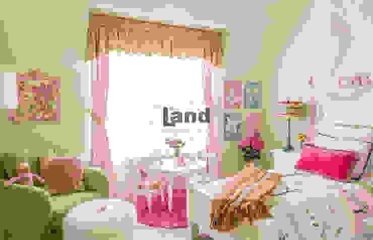 Romantik Provance Genç Odası Land Home Specialist