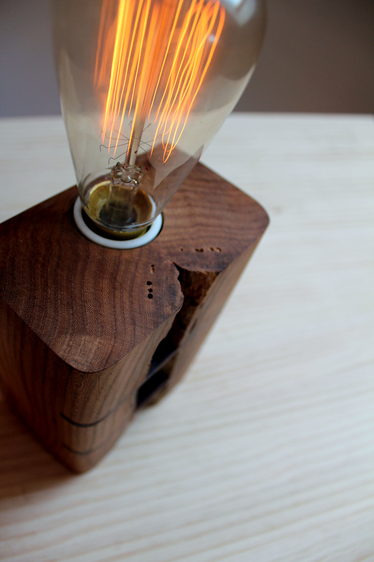 Retuerta de BRZ wood DESIGN Moderno