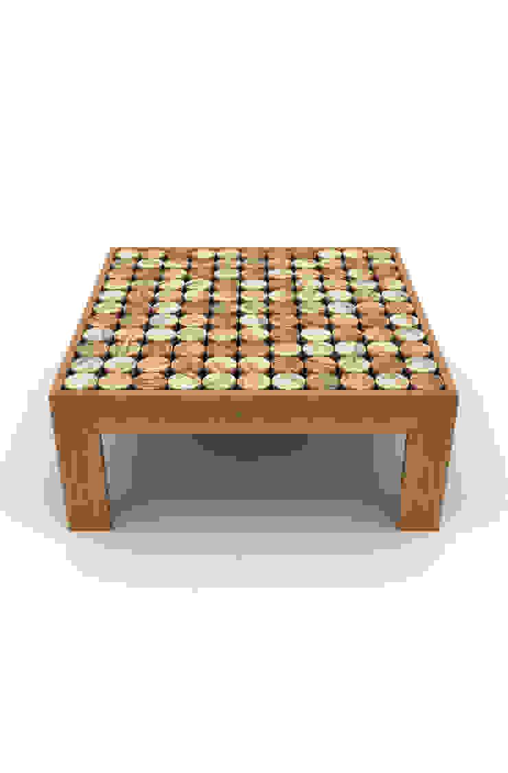 SOFIA coffee table 02 di MG12 Moderno