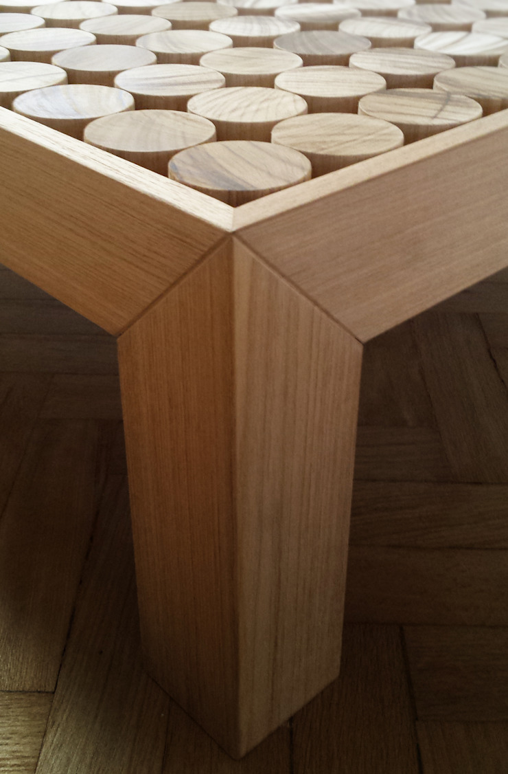 SOFIA coffee table di MG12 Moderno