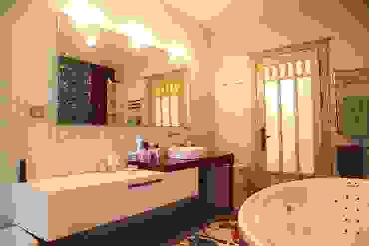 Experiments in art Nouveau style Ванная комната в стиле модерн от D O M | Architecture interior Модерн
