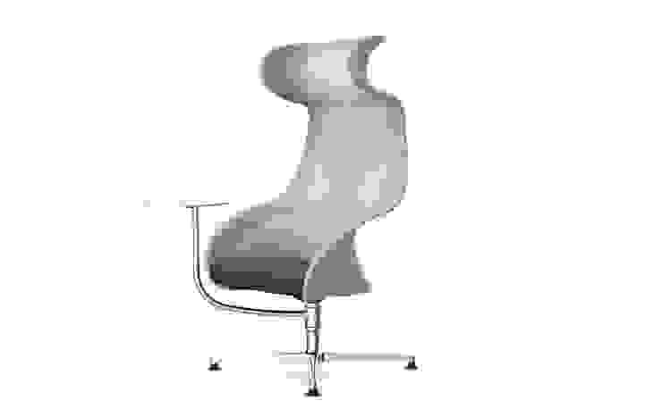 Oasis (lounge-chair) für Mobica von Design Ballendat Klassisch