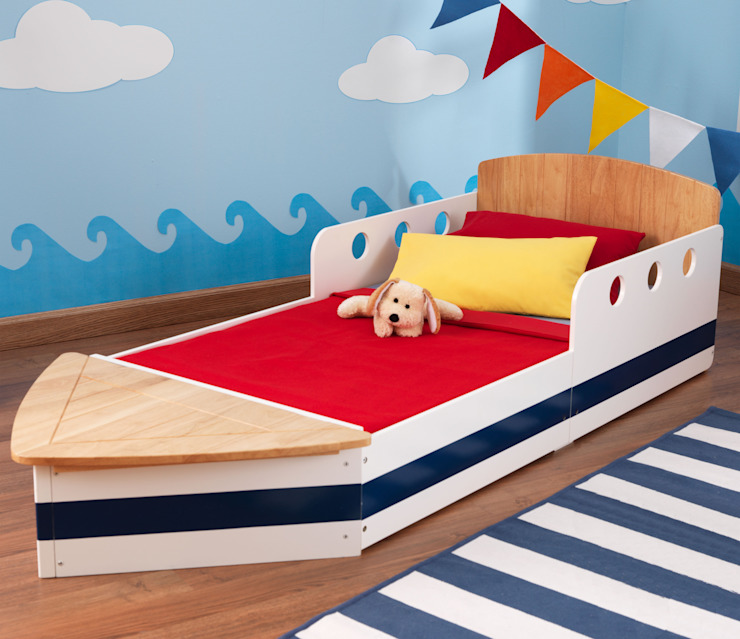 Boat Toddler Bed Cuckooland Nursery/kid's roomBeds & cribs