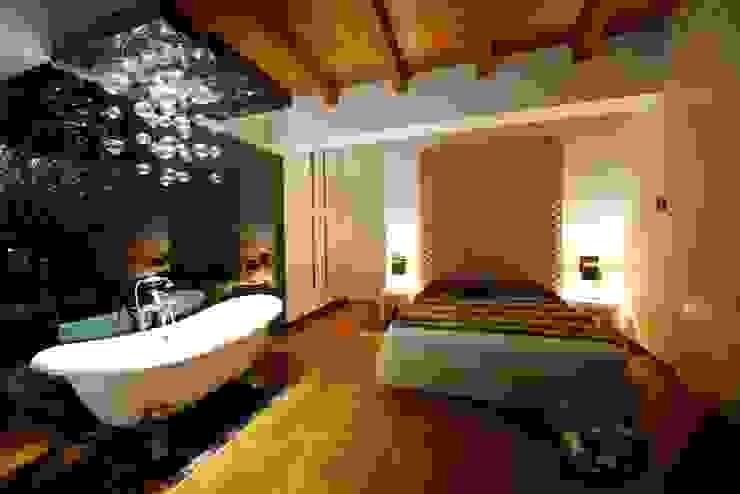 Matteo Gattoni - Architetto Modern style bedroom
