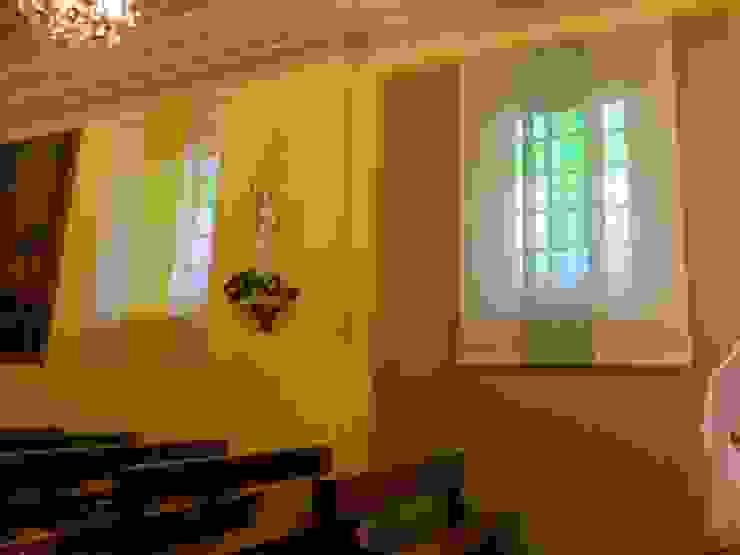 Fornitura Tendaggi Parrocchia di Ranica di Tappezzeria Prandi dal 1968 Classico