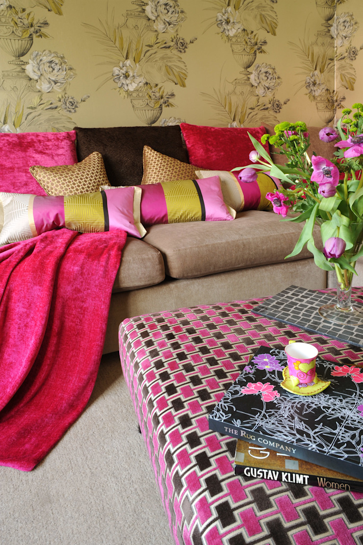 A Transformation: eclectic  by Deborah Warne Interiors Ltd, Eclectic