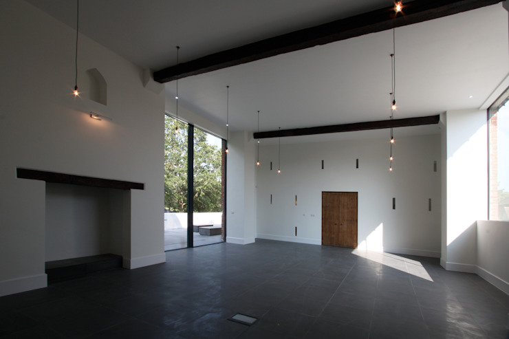 High Barn Modern houses by Astronaut Kawada Architecture Modern