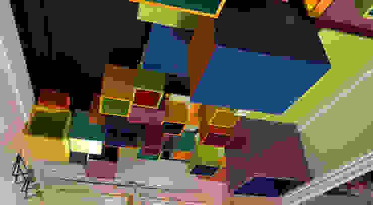 Plafond neo rennaissance. par Aurélien de Busscher Minimaliste