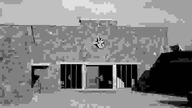 Chiesa di Santa Teresa di Gesù Bambino di Studio di architettura a. muzzetto Mediterraneo