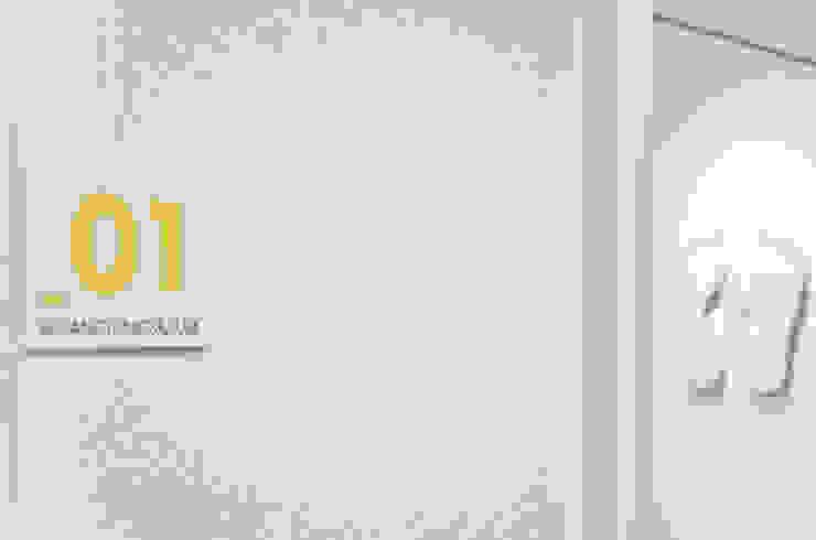 Corporate Design Moderne Praxen von Studio DLF Modern