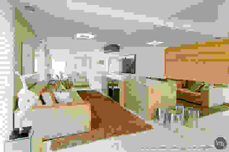 HOME - THEATHER por injy Interior Design Eclético