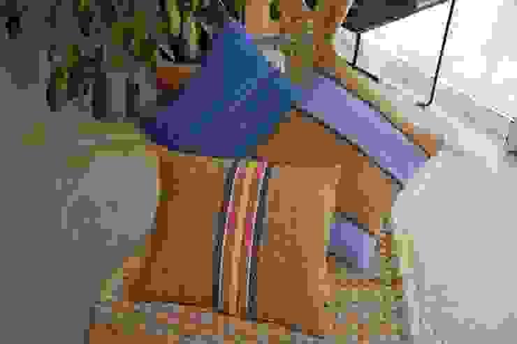 FBG'CREATIONS - Coussins couleurs d'Afrique:  de style colonial par fbg.creations, Colonial