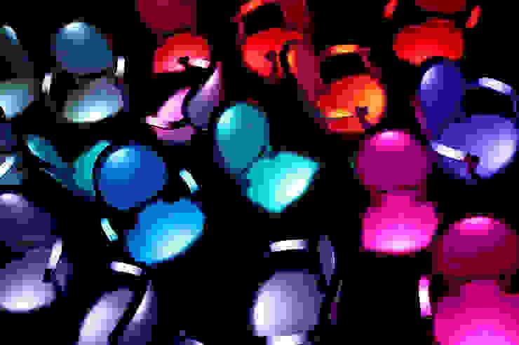Chaise Lumineuse par Philippe Boulet Moderne
