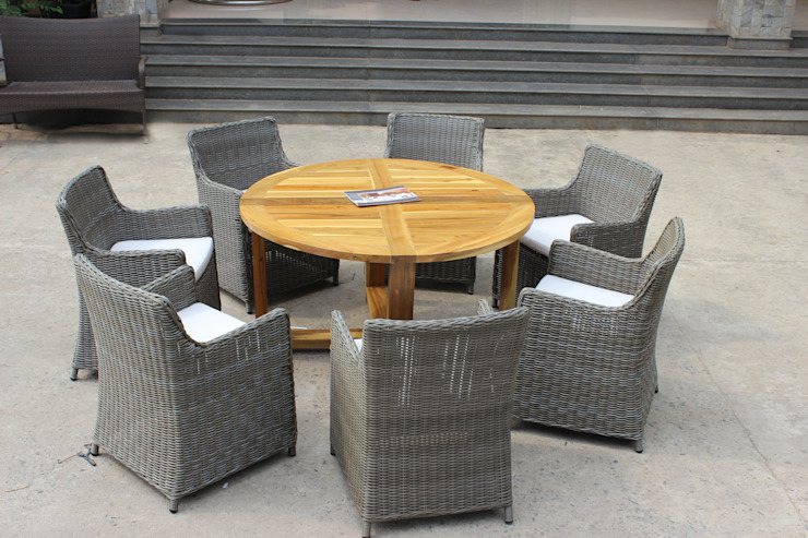 Dining set RADS 025: classic  by Sunday Furniture, Classic