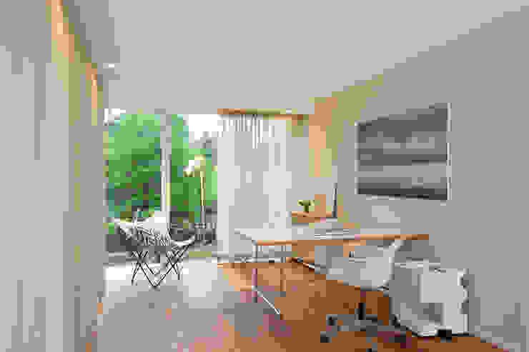 Phòng học/văn phòng phong cách hiện đại bởi Cubus Projekt GmbH Hiện đại