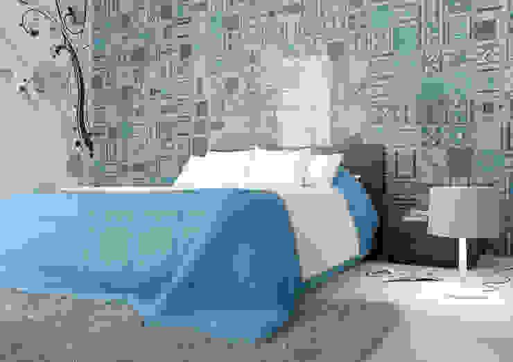 fogazza Dormitorios de estilo moderno