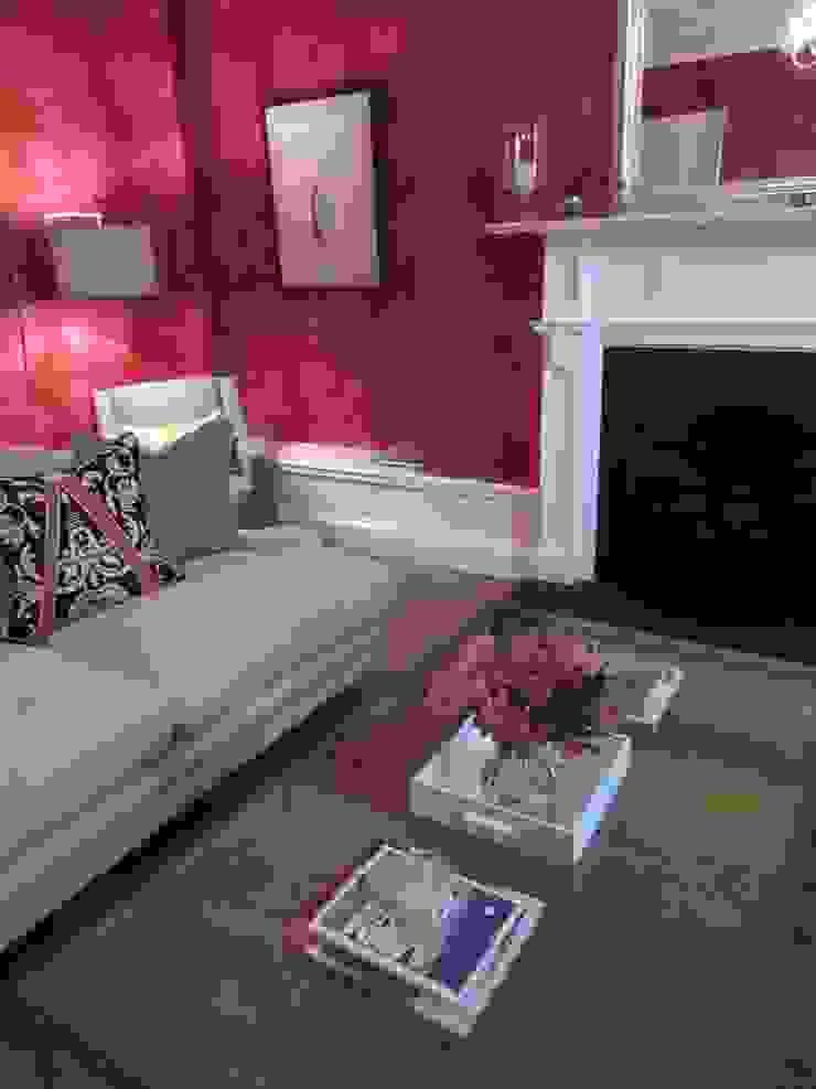 Various Modern living room by Saving Graces Interiors Modern