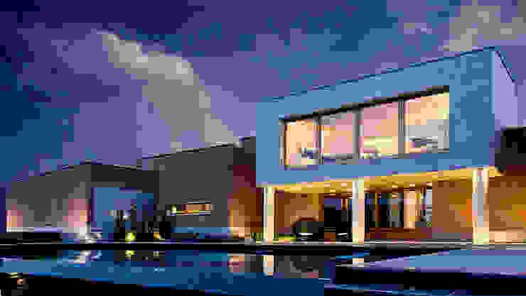 Projekty,  Domy zaprojektowane przez Matteo Gattoni - Architetto, Nowoczesny