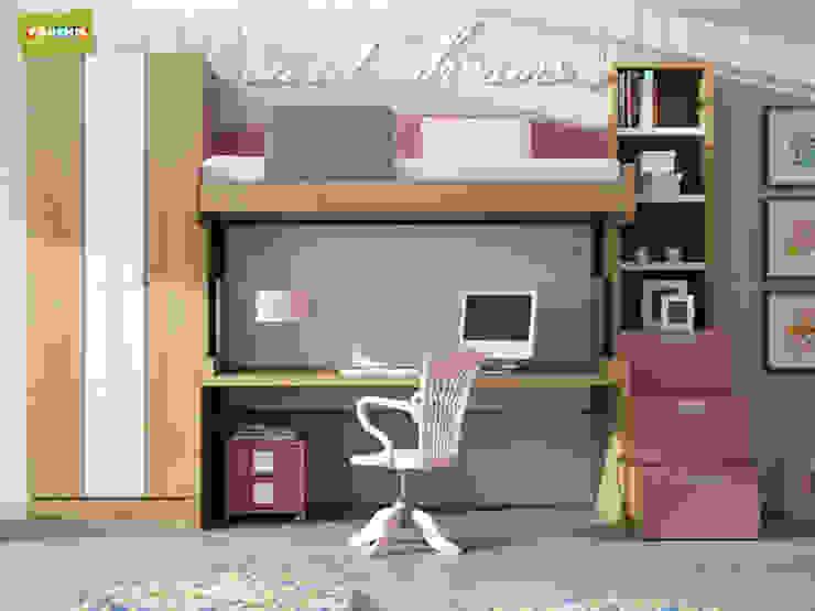 Literas abatibles autoportantes. muebles plegables para pladur de Muebles Parchis. Dormitorios Juveniles. Moderno