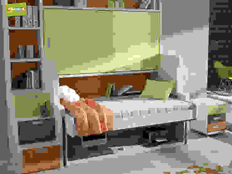 LITERAS ABATIBLES AUTOPORTANTES de Muebles Parchis. Dormitorios Juveniles. Moderno