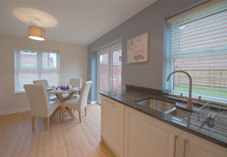 Northampton Showhome by Haywood Styles