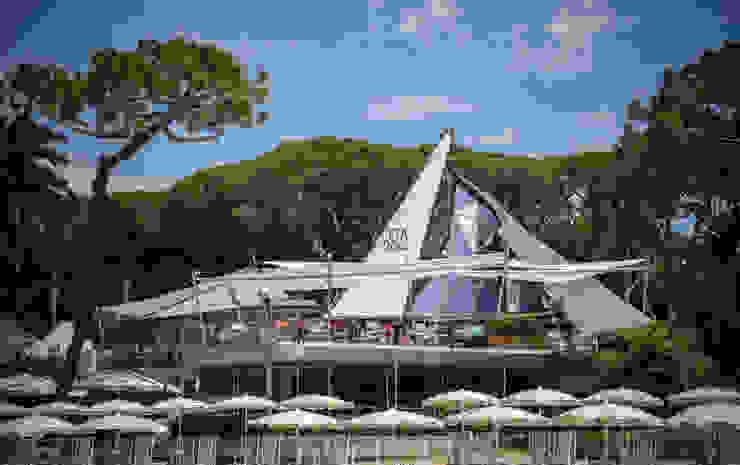 La Vela Spa eclettica di Spagnulo & Partners Eclettico