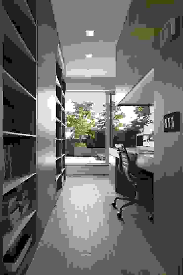 Soho Duplex Estudios y despachos de estilo moderno de Slade Architecture Moderno