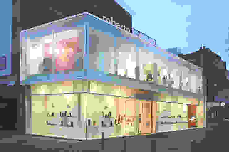 shop of Robert Botticelli at the Lijnbaan Linea architecten