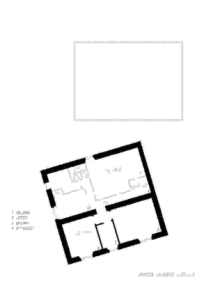 pianta quarto livello Architer Associati SpaAccessori per Piscina & Spa