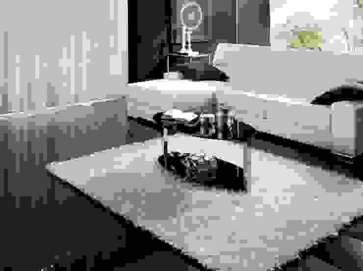Mesa de centro moderna Casaio de Paco Escrivá Muebles Moderno