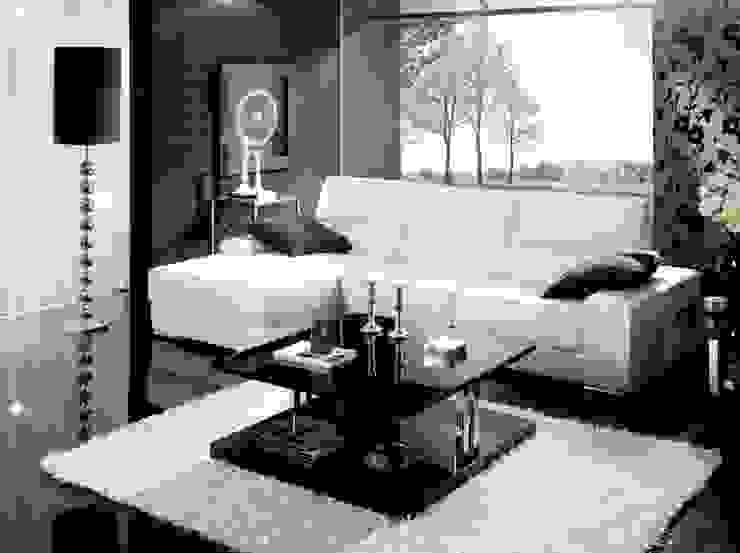 Mesa de centro moderna Laroa de Paco Escrivá Muebles Moderno