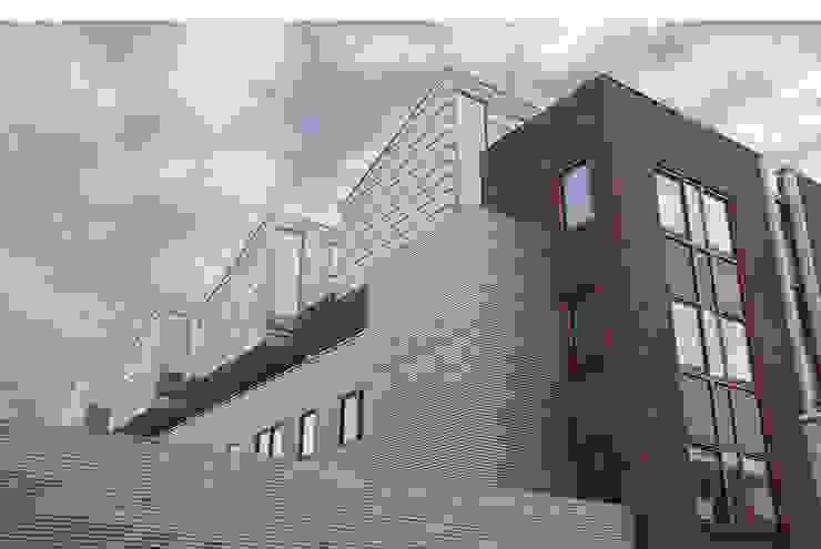 woningbouw Versteegstraat van Linea architecten