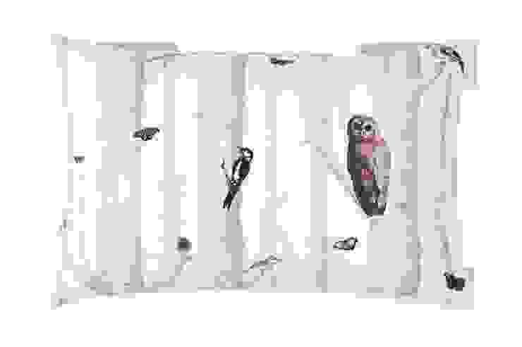 """Designkissen """"Im Wald"""": modern  von Anna Wand,Modern"""
