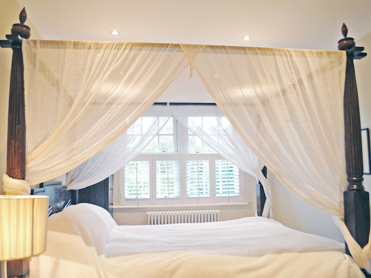 3 Bed detached house in Wimbledon, London Modern style bedroom by Absolute Project Management Modern