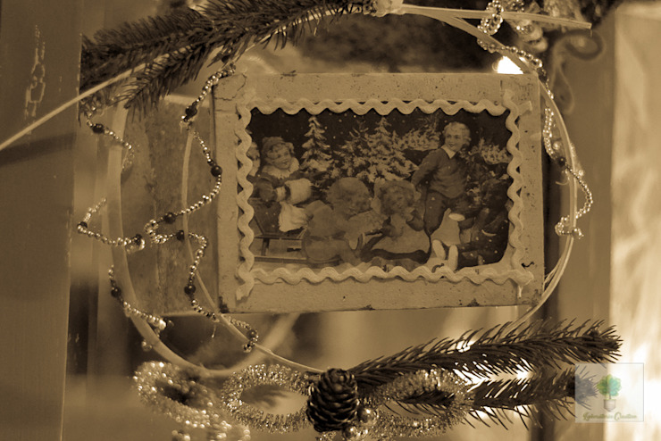 Natale - materiali di recupero e vintage di All - Pro sas