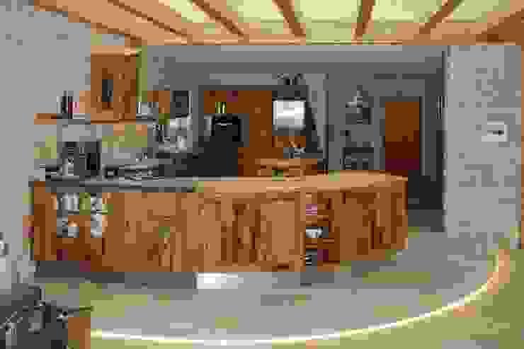 Mediterranean style kitchen by Pfister Möbelwerkstatt GdbR Mediterranean