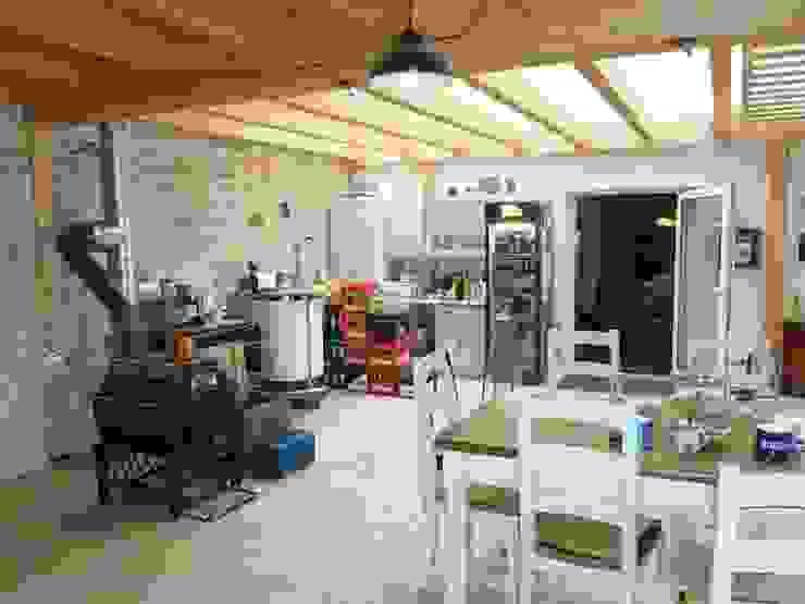 Vor dem Umbau Mediterrane Küchen von Pfister Möbelwerkstatt GdbR Mediterran
