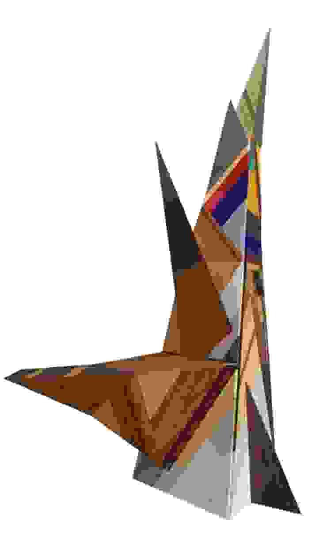 TOTEM par Coutant Architecte Minimaliste