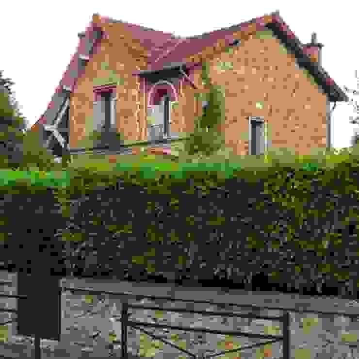 Agrandissement d'une maison 1900 Maisons classiques par Coutant Architecte Classique