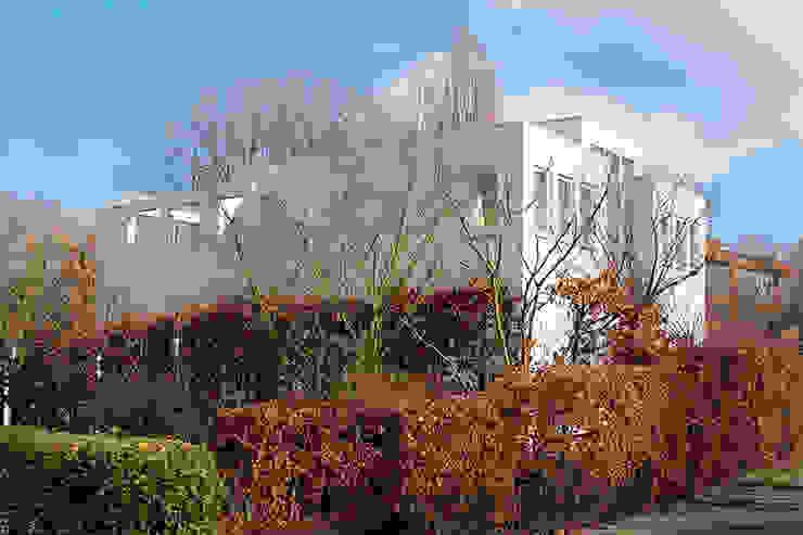 woonhuis in Voorburg Moderne huizen van PHOENIX, architectuur en stedebouw Modern