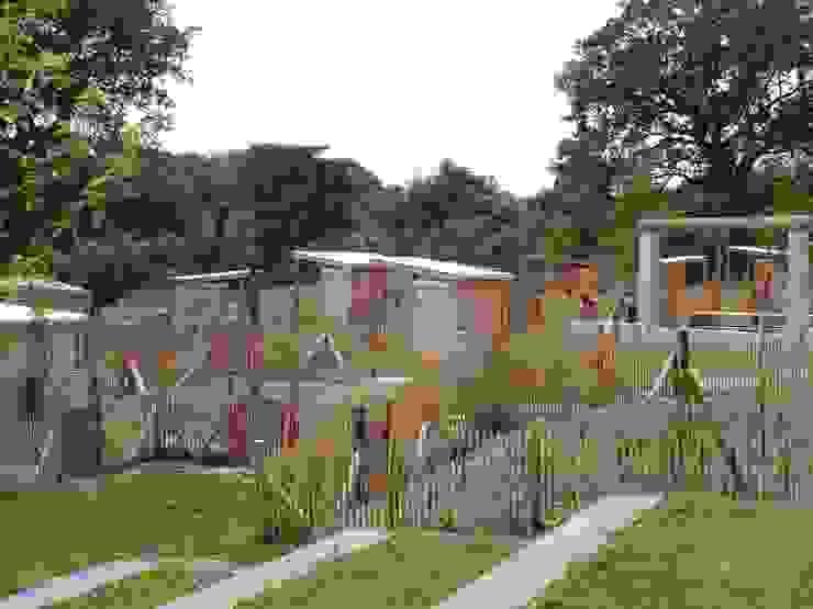 Parc de la Savèze à Saint-Herblain par AGENCE L'ANTON & ASSOCIÉS