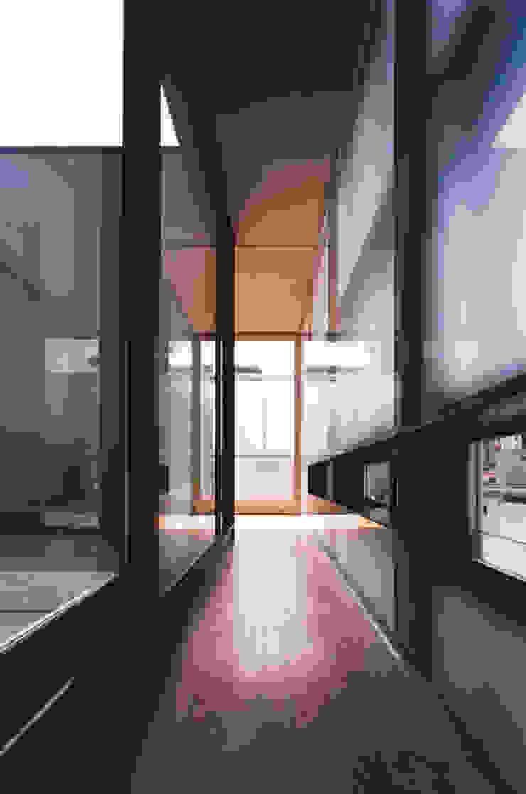 関目の家 The House of Skime の Ryuji Koyama Architects & Associates 小山隆治建築研究所