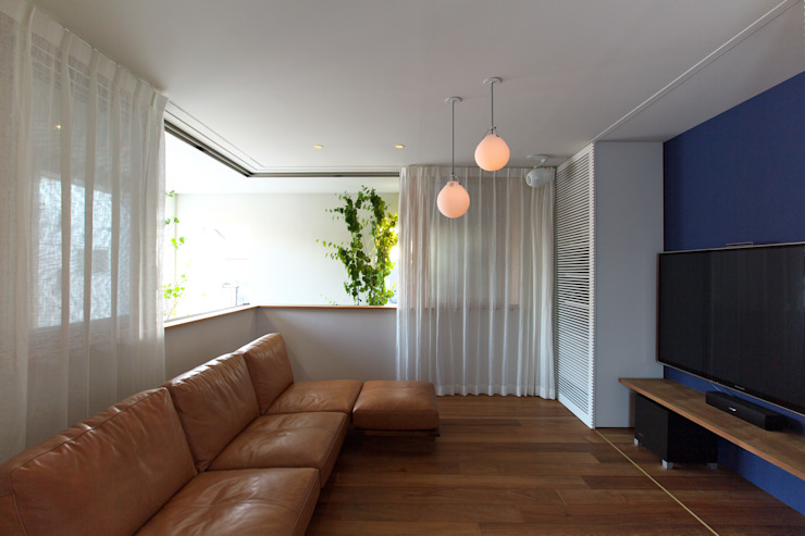 OH! house オリジナルな 家 の Takeru Shoji Architects.Co.,Ltd オリジナル