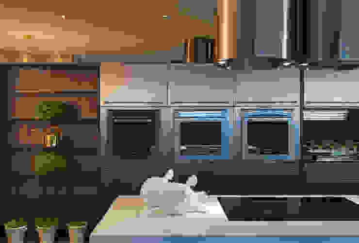 Casa Cor 2014 Cozinhas modernas por Brunete Fraccaroli Arquitetura e Interiores Moderno