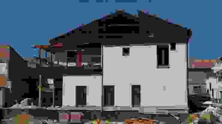 La Choza de Trasmulas Casas de estilo rústico de Grupo De4 - Green Project Rústico
