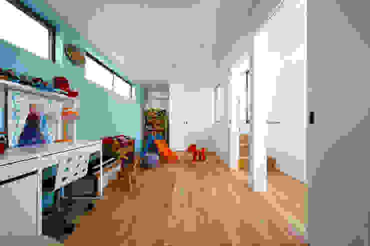 Детские комнаты в . Автор – 一級建築士事務所haus,