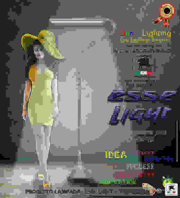 ESSE LIGHT - LA LAMPADA DEL FUTURO di Studio De Rosa Moderno
