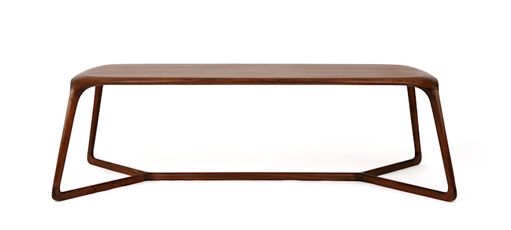 DUBU (dining table-8p): KIMKIWON furniture의 현대 ,모던